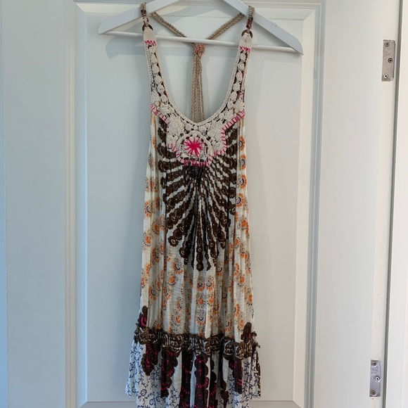 Free People Beach Coverup